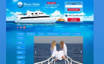 Яхта Heaven Saphir